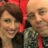 David Lawrence (Heroes) and I at Comic-Con 2010