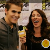 Kristen Nedopak interviews The Vampire Diaries star Paul Wesley for Think Hero TV at Comic-Con 2011